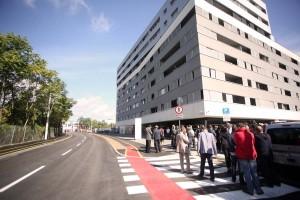 Ulica Ivana Zahara, napokon puštena u promet