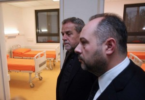 Otvorenje Odjela za palijativnu skrb u Specijalnoj bolnici za plućne bolesti