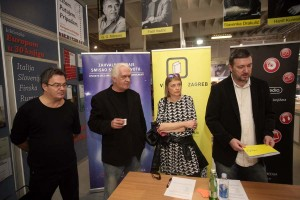 Šest naslova u finalu književne nagrade V.B.Z.-a i Tisak medie