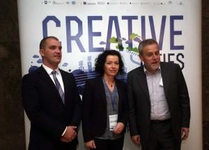 Otvorena međunarodna konferencija Zagreb Forum 2015. – Creative Cities & Europe