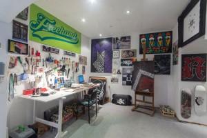 Lapo lapo – prvi studio ulične umjetnosti u Zagrebu