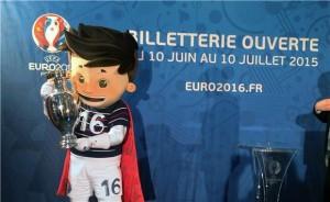 EURO 2016: U ponedjeljak, 14. prosinca počinju prijave za ulaznice