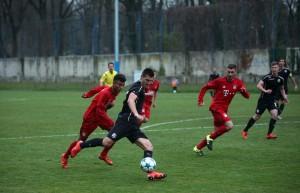 JUNIORSKA LIGA PRVAKA: iako je izgubio od Bayerna, Dinamo osvojio prvo mjesto