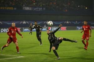 LIGA PRVAKA: GNK Dinamo – FC Bayern 0:2