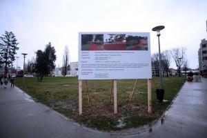 Započeli dugoočekivani radovi na Parku Kate Šoljić