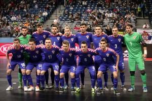 FUTSAL EURO 2016: Hrvatska – Rusija 2:2