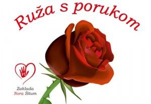 Humanitarna akcija Ruža s porukom