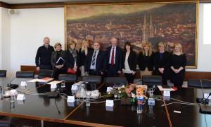 U Gradskoj upravi održan sastanak s članovima Odbora Vijeća Europe za provedbu lokalne i regionalne samouprave