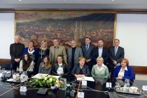 Učenici OŠ Bartol Kašić kod gradonačelnika