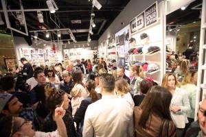 FOTO: U Arena centru otvoren prvi zagrebački multibrend storea Buzz Sneaker Station