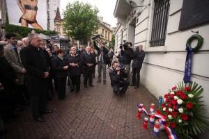Odana počast stradalim civilima u raketiranju Zagreba