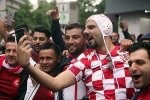 EURO 2016: Kockice polako okupiraju Pariz