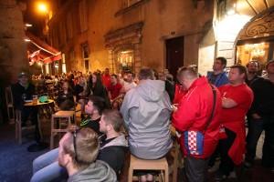 EURO 2016: Bordeaux se polako puni hrvatskim navijačima