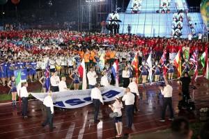 ZAGREB: Otvorene treće Europske sveučilišne igre