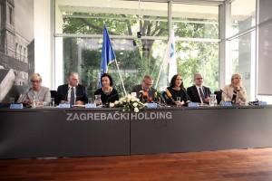 Zagrebački holding izdao je prvu tranšu obveznica u nominalnom iznosu od 1,8 milijardi kuna