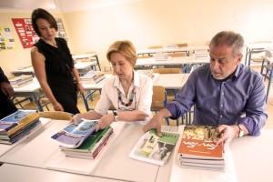 Započela je distribucija besplatnih udžbenika za  osnovnoškolce i srednjoškolce