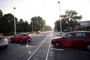 Privremena regulacija prometa u  Ulica Medveščak / Mirogojska