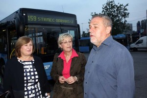 Puštena u promet izmijenjena autobusna linija  159 Savski most-Odranski Obrež – Strmec Odranski