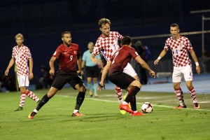 KVALIFIKACIJE ZA SP 2018: Hrvatska – Turska 1:1