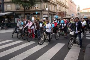 """Zagreb: Europski tjedan mobilnosti pod geslom """"Krećite se s nama"""""""