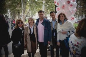 Edukativnim programom na Zrinjevcu, Europa Donna obilježila Dan zdrave dojke