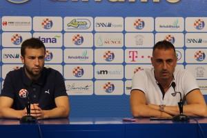 Trener Petev i kapetan Antolić: Idemo po pobjedu i ostavit ćemo srce na terenu