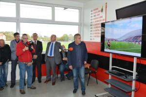 Predstavljen novi stadion u Sesvetama