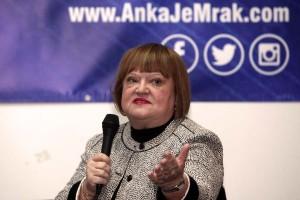 ANKA MRAK TARITAŠ: Imam viziju ljepšeg i boljeg Zagreba