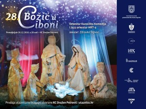 Na 28. Božiću u Ciboni pjevat će više od tisuću izvođača