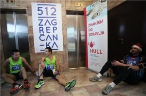 """U subotu utrka po stepenicama """"Zagrepčanka 512"""""""