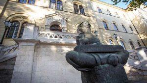 Studenti prosvjedovali protiv odluke da Hrvatski studiji postanu odjel