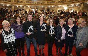 Uručen prvi Volonterski Oskar za životno djelo – dobitnica Marija Fulgosi