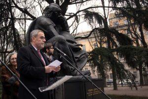 Otkriven spomenik Ruđera Josipa Boškovića u Milanu