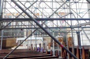 Obnova crkve sv.Blaža