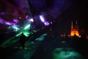 Prvi Festival svjetla u Zagrebu