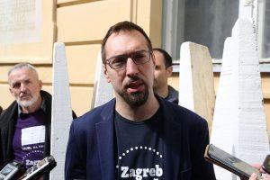 GRADSKA SKUPŠTINA: Gradski zastupnik  Tomislav Tomašević, izbačen iz sabornice za vrijeme aktualnog sata