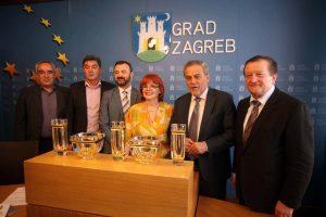 Nagrade za organizaciju Europskih sveučilišnih igara Zagreb – Rijeka 2016
