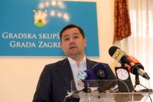 Mikulić: HDZ neće podržati prijedlog o smanjenju plaća u Gradskoj upravi