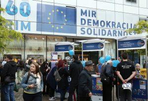 Dan Europe: Europa nije savršena ali smo zajedno snažniji