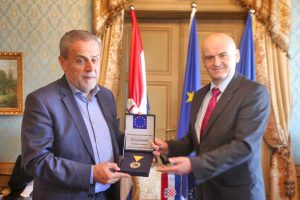 Gradonačelniku dodijeljen Orden Europskog pokreta u Bosni i Hercegovini