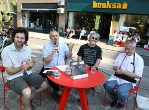 """Predstavljena knjiga Saše Dracha """"Priče o jazzu i drugi zapisi"""""""