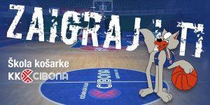 KK CIBONA: besplatna škola košarke za dječake