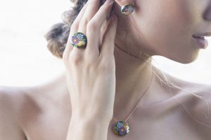 Rajski cvjetni vrt u novoj kolekciji nakita zlatarni ZAKS