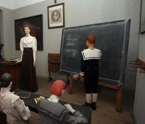 Fašnička subota u Školskom muzeju
