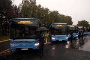 ZET: Novi niskopodni autobusi