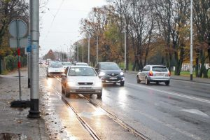 Privremena regulacija promet – Grančarska cesta