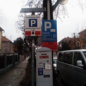 ZAGREBPARKING: Parkirne karte od danas nisu dostupne na kioscima Tiska