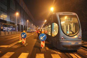 Privremena regulacija prometa Ilica