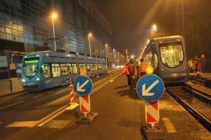 Privremena regulacija prometa na dijelu Maksimirske ceste