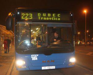 ZET: Privremeno ukidanje autobusnih stajališta na linijama 205, 230 i 232